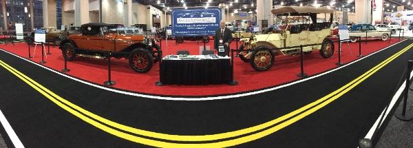 Ragtops Roadsters January Shop Talk Newsletter - Philadelphia international car show